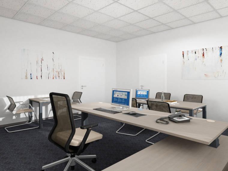 Objekteinrichtung Office, Hubert Scharlau GmbH in Rosendahl Osterwick