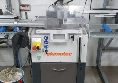 Elumatec Ablängsäge, Hubert Scharlau GmbH in Rosendahl Osterwick