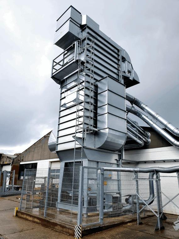 Scharlau-Nachhaltigkeit, Hubert Scharlau GmbH in Rosendahl Osterwick