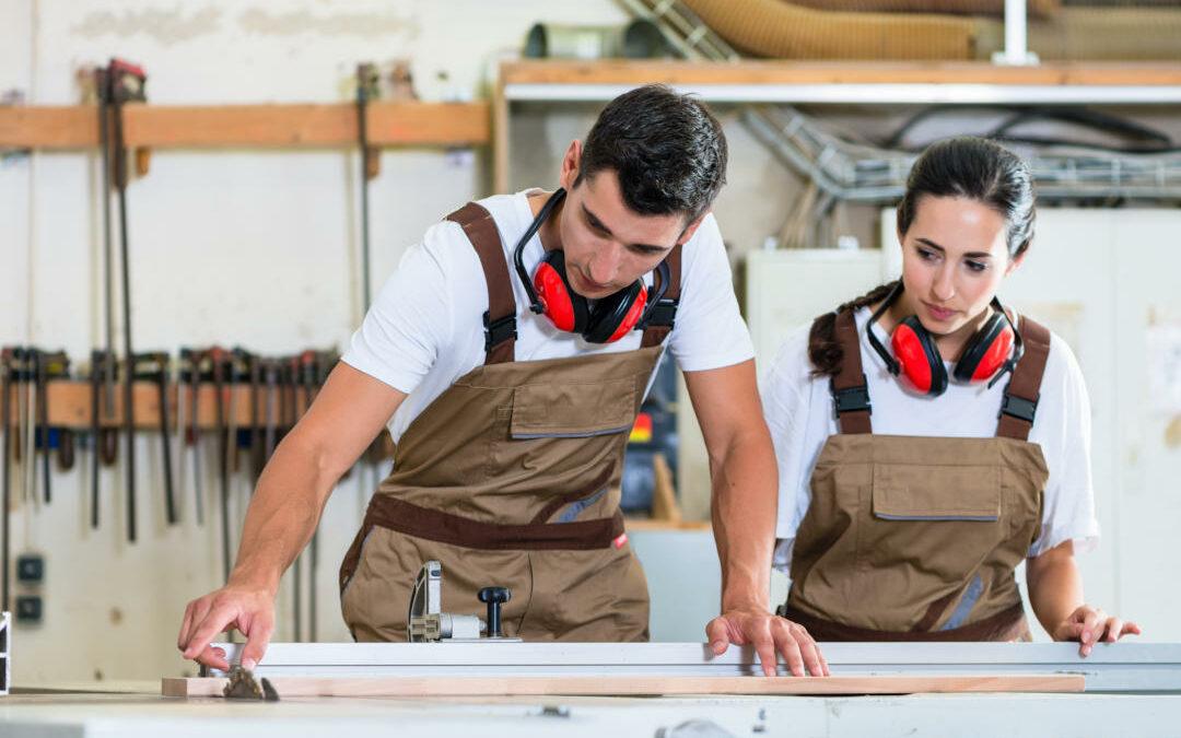 Ausbildungsplatz zum Tischler, Hubert Scharlau GmbH in Rosendahl Osterwick